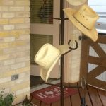 CHHS8-Cowboy Hat Holder-Standing-8 Hats-$175, Call for Shipping Price